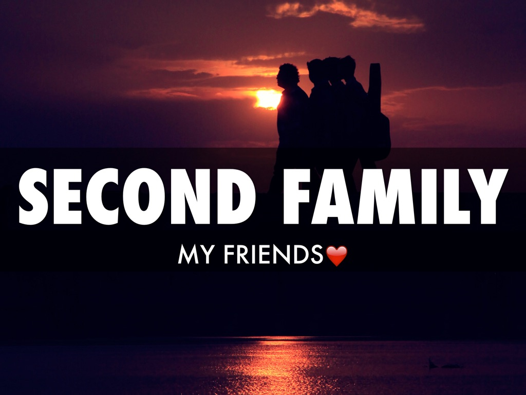 Image result for friends second family